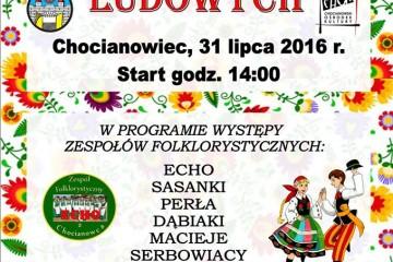 festiwal pieśni ludowych  2016