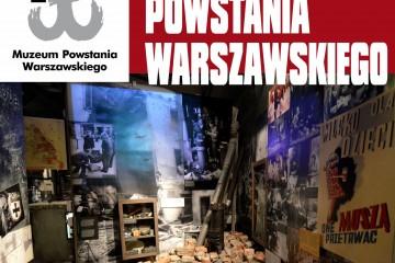Plakat Muzeum Powstania Warszawskiego