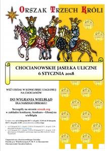 Orszak III Króli 2018 głosuj na wielbłąda