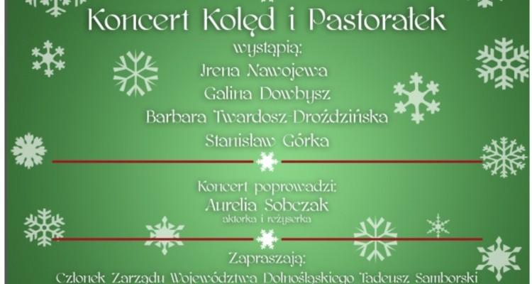 boże narodzenie na kresach koncert plakat