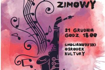 plakat koncert zimowy