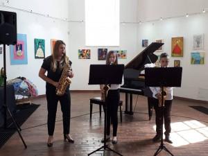 Trio saksofonowe