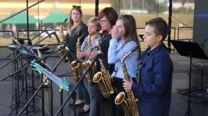 zespół saksofonowy