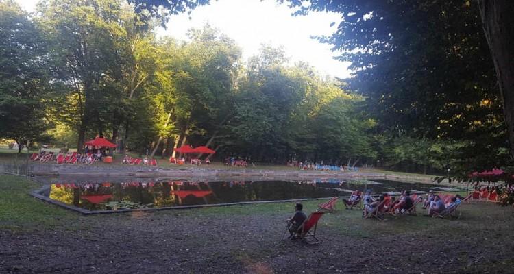 Muzyka klasyczna w Parku