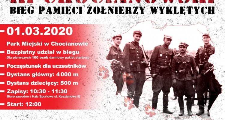 III Chocianowski Bieg Pamięci Żołnierzy
